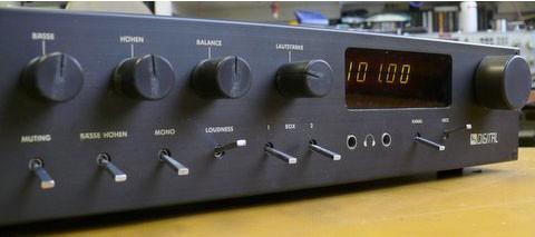 Wall Audio Reparaturen