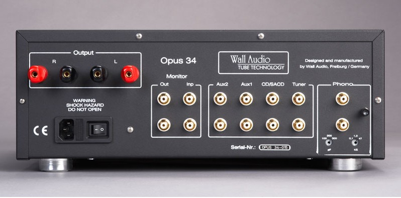 Wall Audio OPUS 34