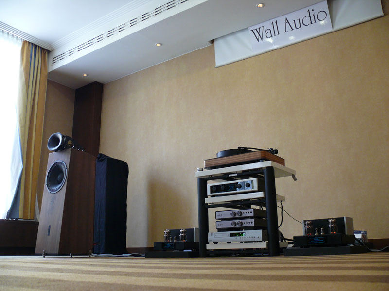 Wall Audio M 50 PSET @ Wroclaw 2014