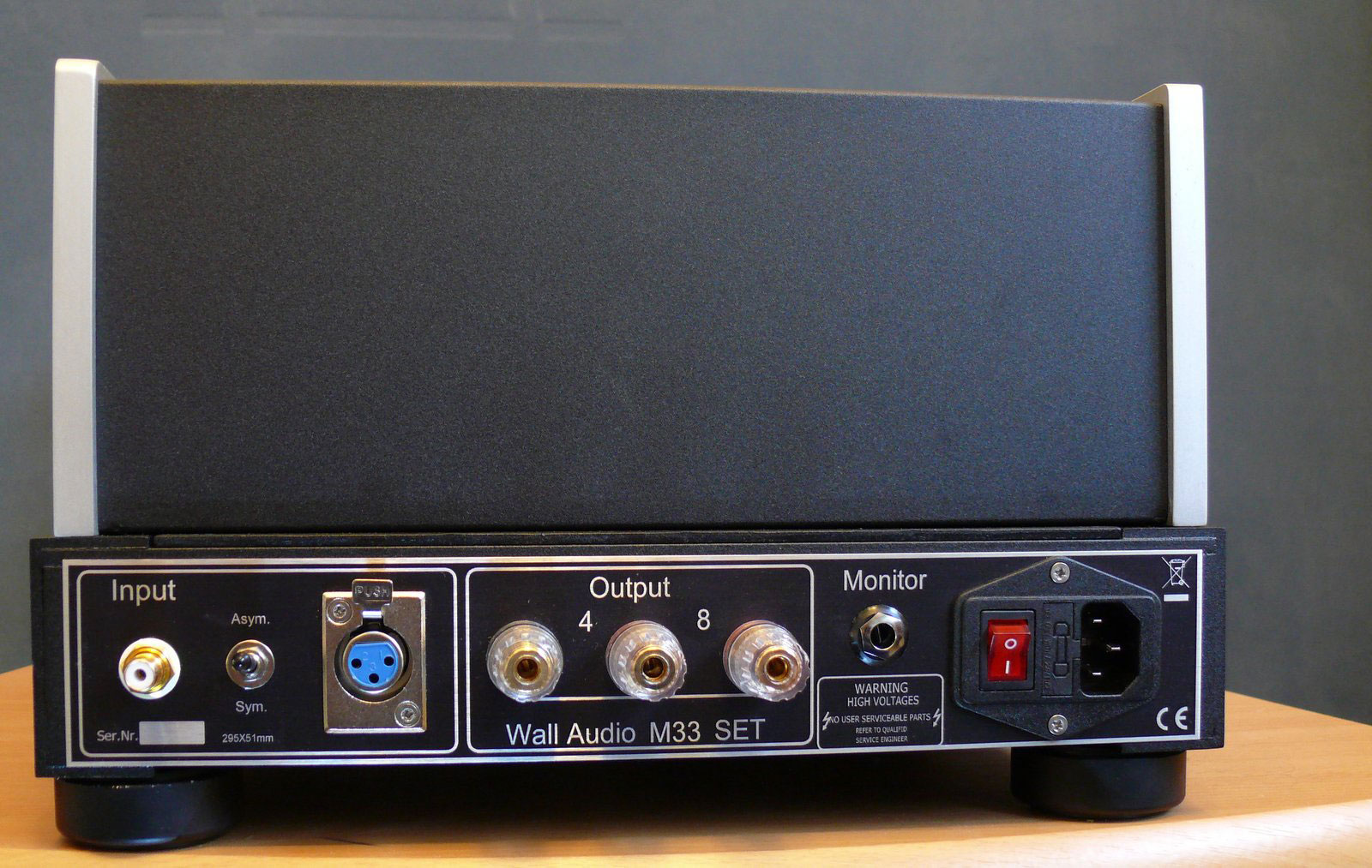 Wall Audio M 33 SET