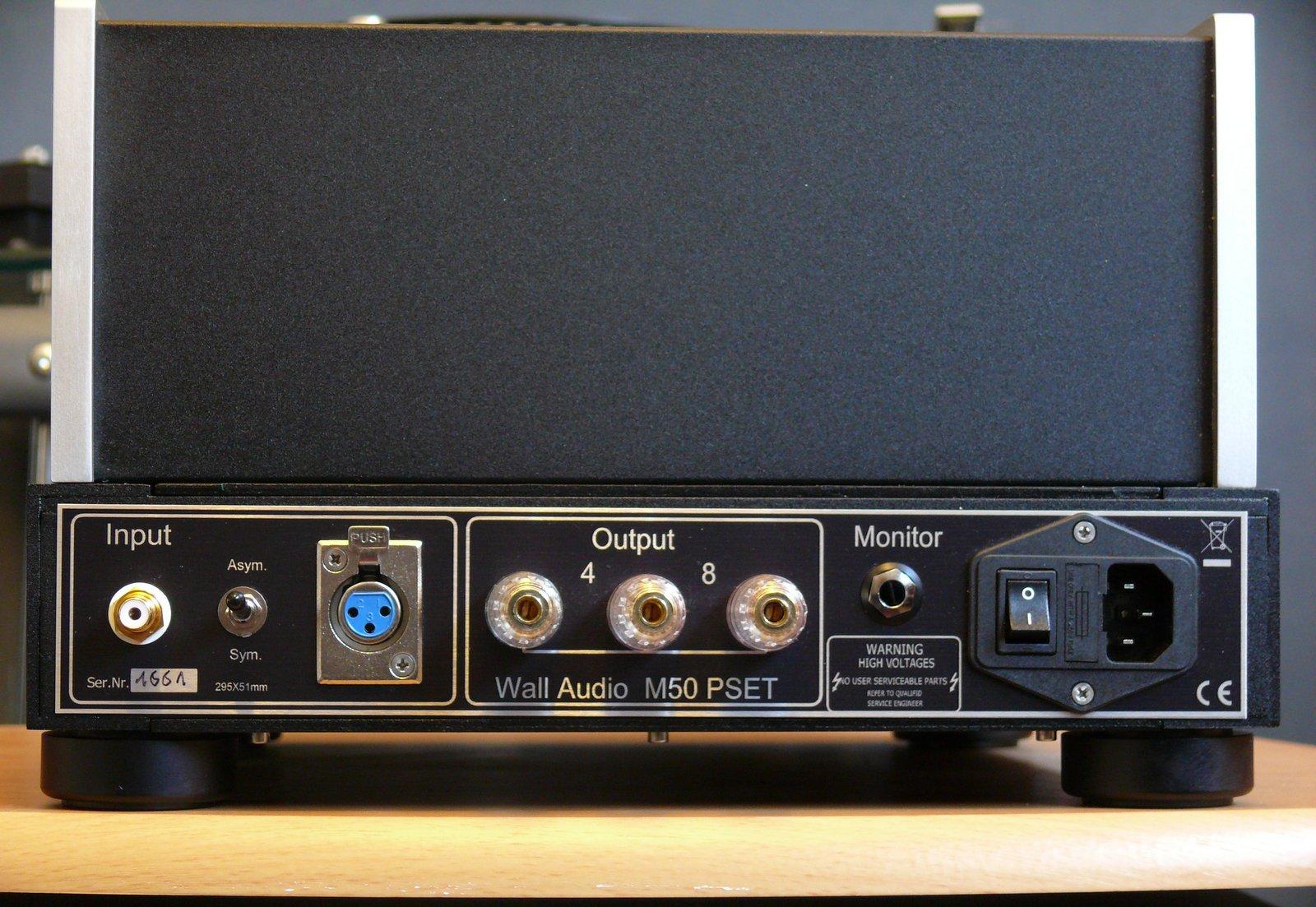 Wall Audio M 50 PSET