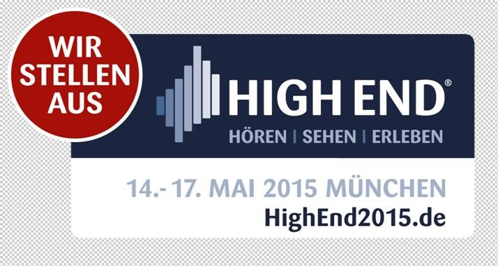 Wall Audio @ HIGH END München 2015