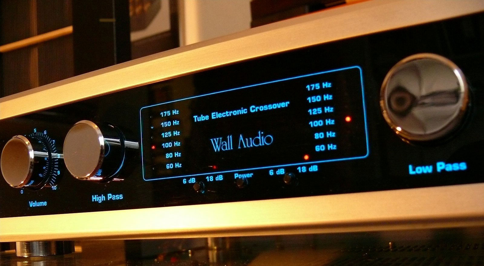 High End For Over 30 Years Wall Audio Tube Technology Preamplifier 1