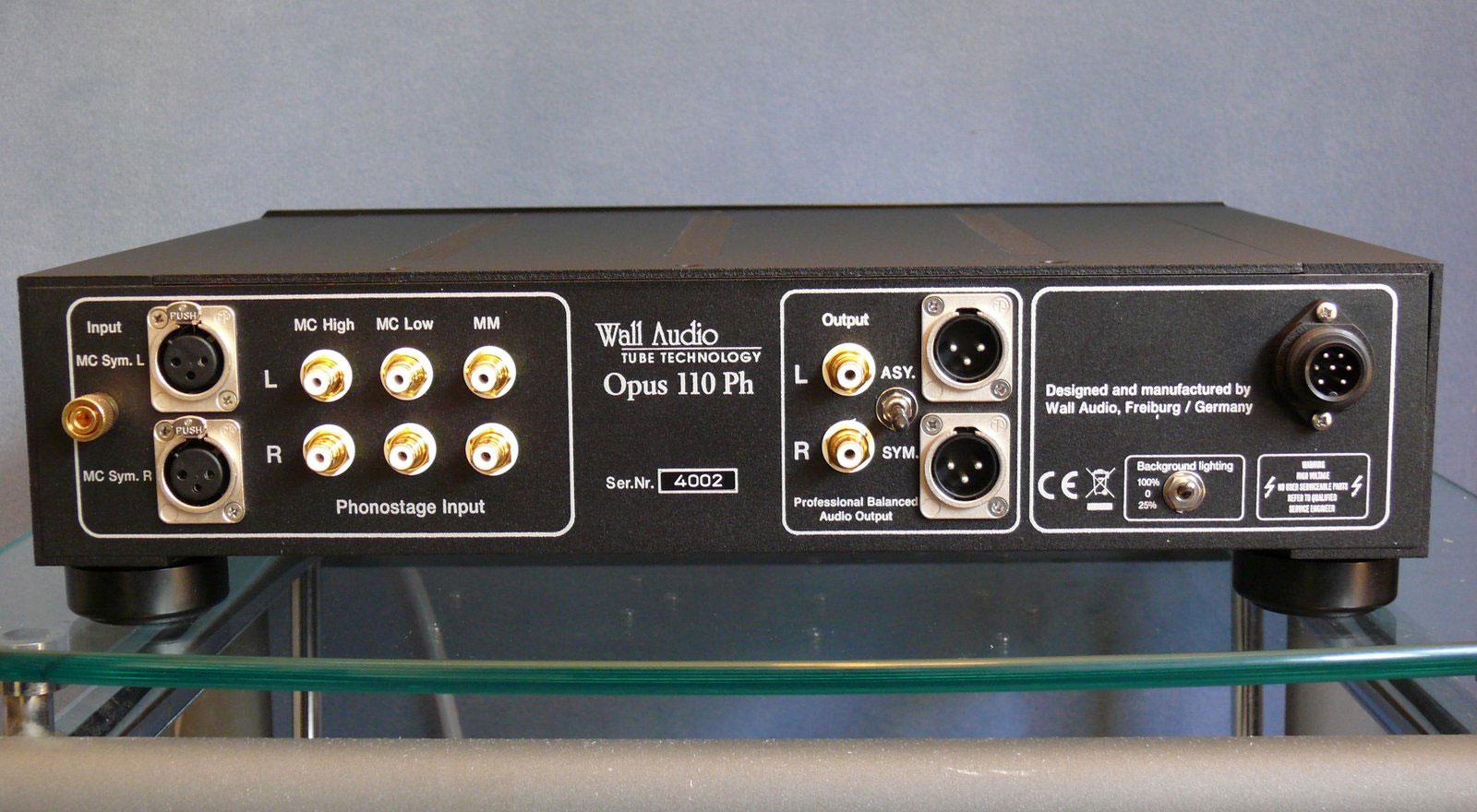 Wall Audio OPUS 110 PH